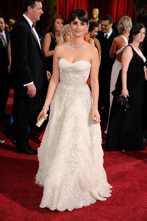 Which Of Penelopes Oscar Dresses Was The Most Fab by Penelope 2009 Photos Best Oscar Dresses Of All