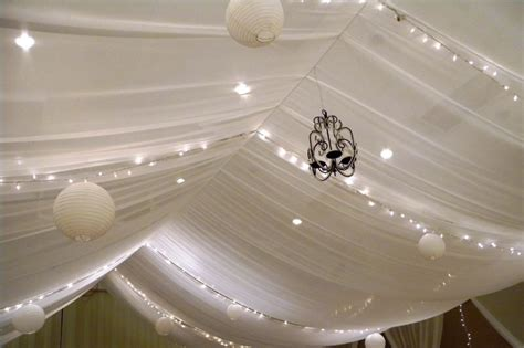 How To Put Fabric On Ceiling by Indoor False Ceilings Fabric Ceilings And Walls For