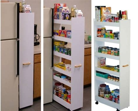 No Pantry In Kitchen Solutions by 25 Brilliant Kitchen Storage Solutions Home Design
