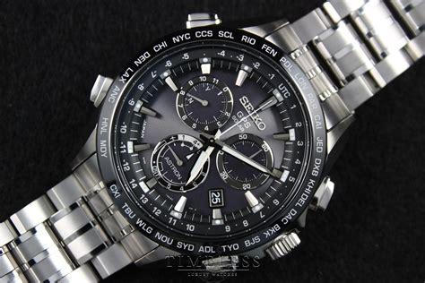Jam Tangan Seiko Solar Black Blue seiko astron gps chronograph timeless luxury watches