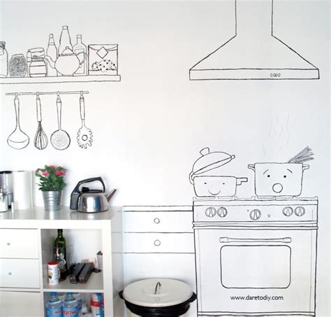 Kitchen Wall Decor Ideas Diy 8 Diy Kitchen Decor Ideas Do It Yourself As Expert Decorationy