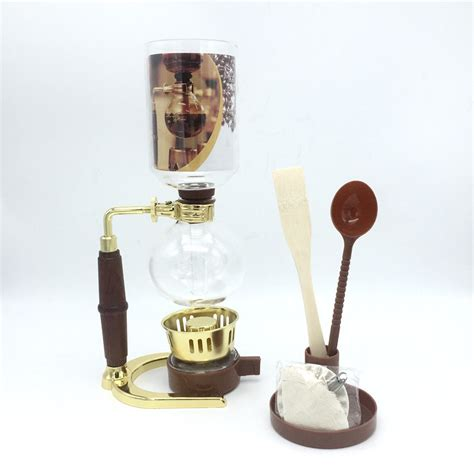 fashion sipon 3 cups the new fashion siphon coffee maker high quality