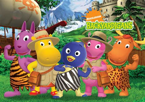 Backyardigans Corn Song The World S Catalog Of Ideas