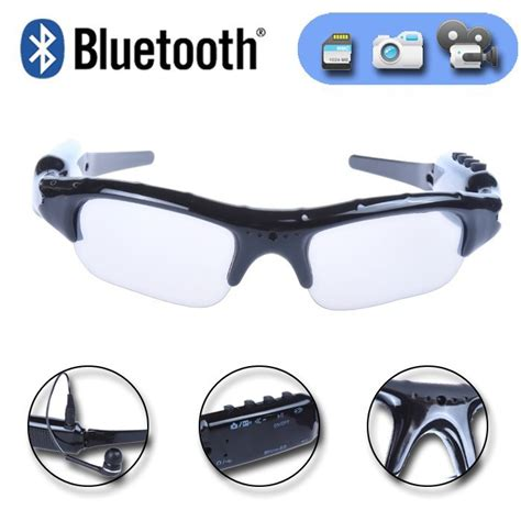 Sale Sunglasses Dvr Kacamata Kamera Adaptor aliexpress buy sport wireless bluetooth eyewear sunglasses recorder dvr dv
