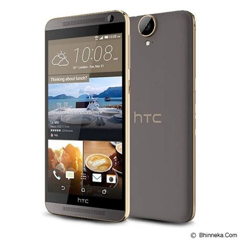 Hp Htc One Gold jual smartphone android htc one e9 plus gold sepia