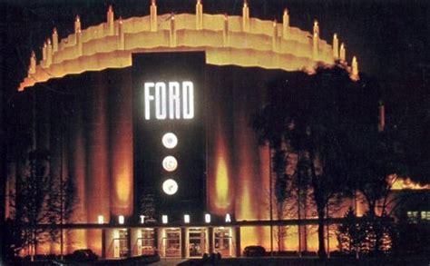 lost dearborn books some history of the ford rotunda ffcars factory