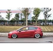 Stance Ford Fiesta