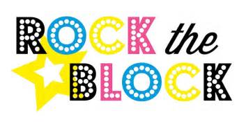 Image result for rock the block art