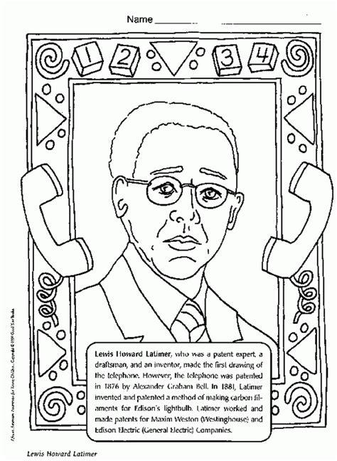free printable black history coloring pages az coloring