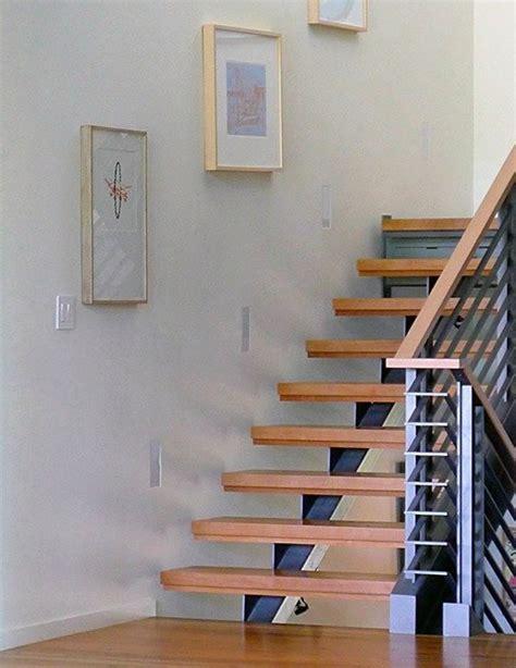 Minimalist Stairs Design Minimalist Wooden Staircase Design