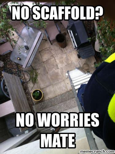 Safety Meme - safety first