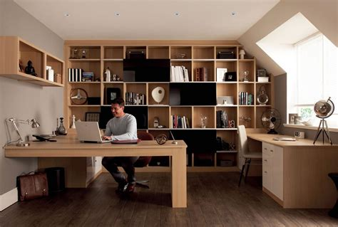 Office In The Home | tips for designing attractive and functional home office