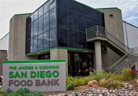 San Diego Food Pantry by Baker Electric Solar Continues Support Of San Diego Food