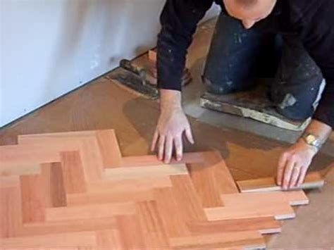 How Do You Lay Parquet Flooring by Steve Coleman Laying Parquetry Flooring