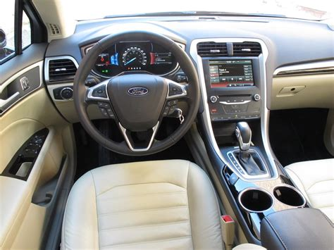 2013 ford fusion 2013 ford fusion interior view design