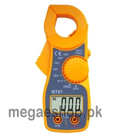 Voltmeter Dc 2310 digital cl meter mt87 buy in pakistan