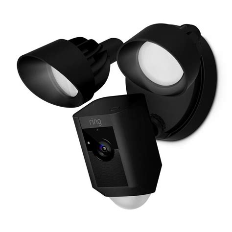 outdoor light with wifi camera shop ring floodlight cam black digital wireless outdoor