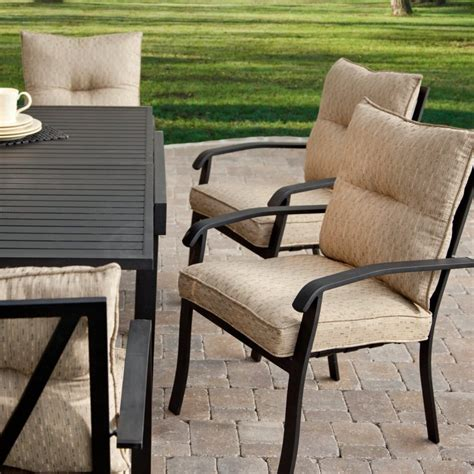 Steel Patio Furniture Black Metal Patio Chairs Used Outdoor Dining Patio Seating Black Metal Chair Sku Furniture
