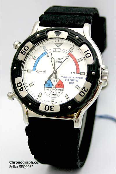 yacht watch seiko yacht timer sports 150 orologi da vela sailing