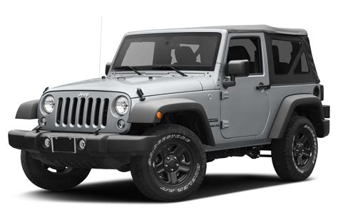 Price Of Jeep New 2017 Jeep Wrangler Price Photos Reviews Safety