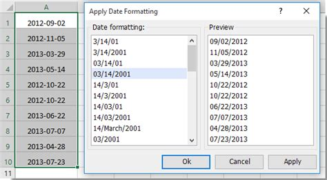 format date how to change american date format in excel