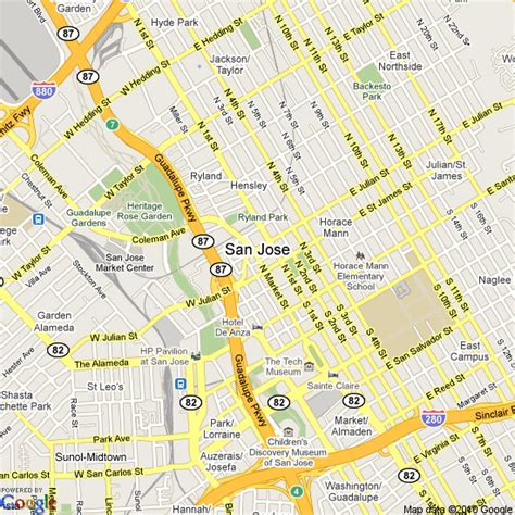 san jose map 28 maps san jose san jose map map2 san jose map map of