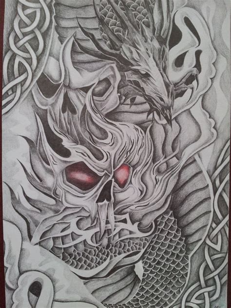biomechanical skull tattoo design collection of 25 biomechanical skull design
