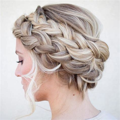 hairstyles for double crowns 50 cute and trendy updos for long hair double french