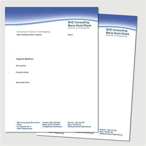 Design Vorlagen Briefpapier Projekte Freiraum Grafik Helga Veen