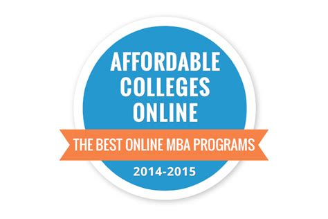 Best Mba In Usa 2014 by Affordable Colleges Foundation Names Utc To Top Mba