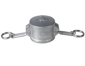 Camlock Caps Alumunium 3 Type Dc stainless steel camlock type dc end coupler