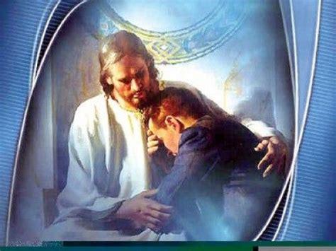 Imagenes De Jesus Con Un Joven | jesus abrazando a joven im 225 genes religiosas pinterest