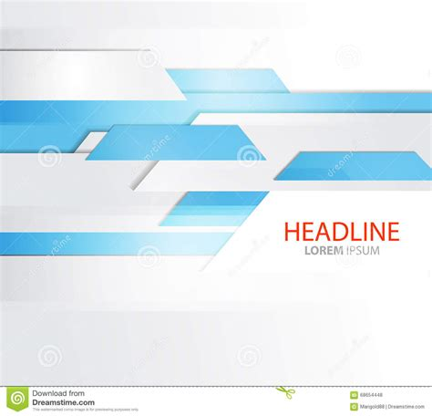 corporate background pattern vector abstract business background template brochure design