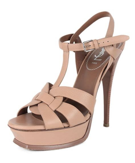 Wedges St Yves Mw 41 st sandals 28 images laurent tribute leather sandals