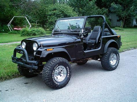 Jeep CJ7 #2724808