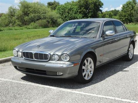 2004 jaguar vanden plas find used 2004 jaguar xj8 vanden plas florida car