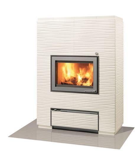 Tulikivi Fireplace by Valkia Aalto Tulikivi
