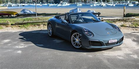 Porsche 911 Carrera Review by 2016 Porsche 911 Carrera Cabriolet Review Caradvice