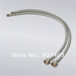 Faucet Hoses Free Shipping Wholesale 1 2 Stainless Steel Vessel Vanity