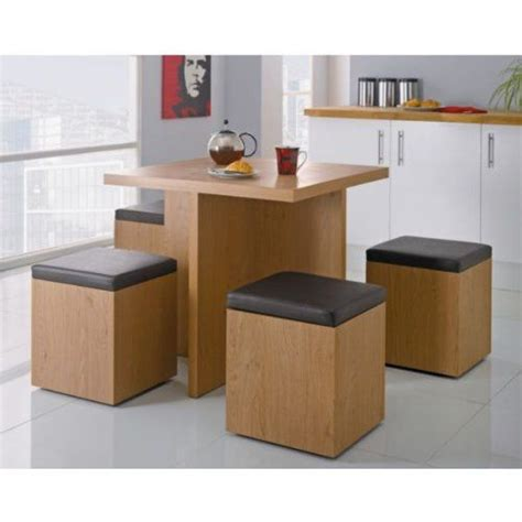 esstisch platzsparend space saving dining table small home interiors