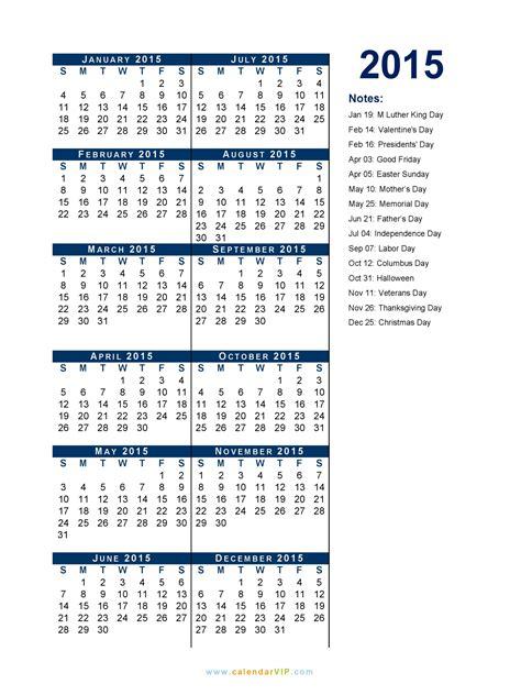 printable calendar 2015 in excel 2015 calendar blank printable calendar template in pdf