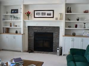 Fireplace Mantel And Bookshelves Fireplaces With Bookshelves On Each Side Shelves By