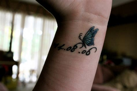 rip tattoos on wrist 16 beautiful butterfly tattoos me now