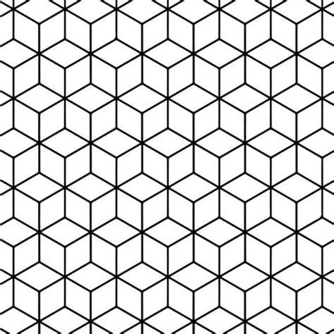 printable animal tessellation patterns geometric tessellation with rhombus pattern coloring page