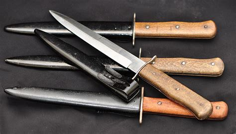 fighting knives of ww2 germany third reich uniforms