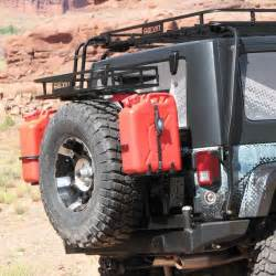 Jeep Tire Rack G2 Series Rear Bumper Tire Carrier Jk Jeep