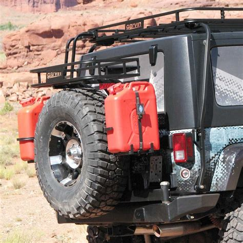 g2 series rear bumper tire carrier jk jeep