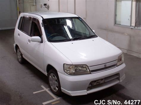 2001 nissan cube 2001 nissan cube white for sale stock no 44277