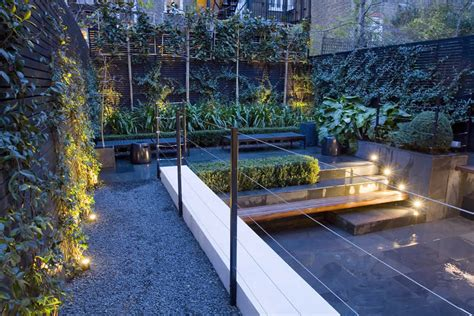 small city garden design in kensington london designed by award winning declan buckley