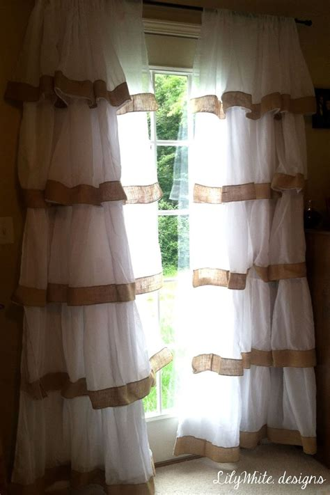 target burlap curtains 1000 ideas about burlap curtains on pinterest rustic